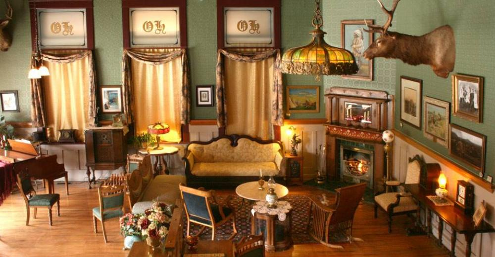 The Occidental Hotel