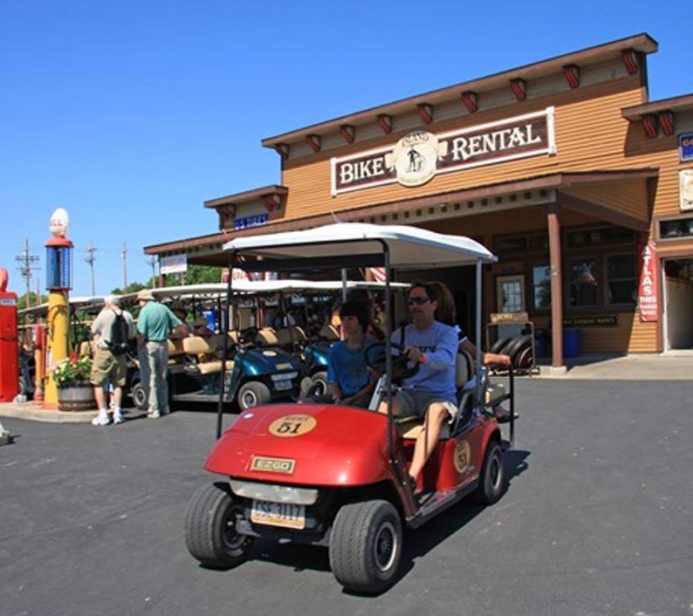 Island Bike & Cart Rental