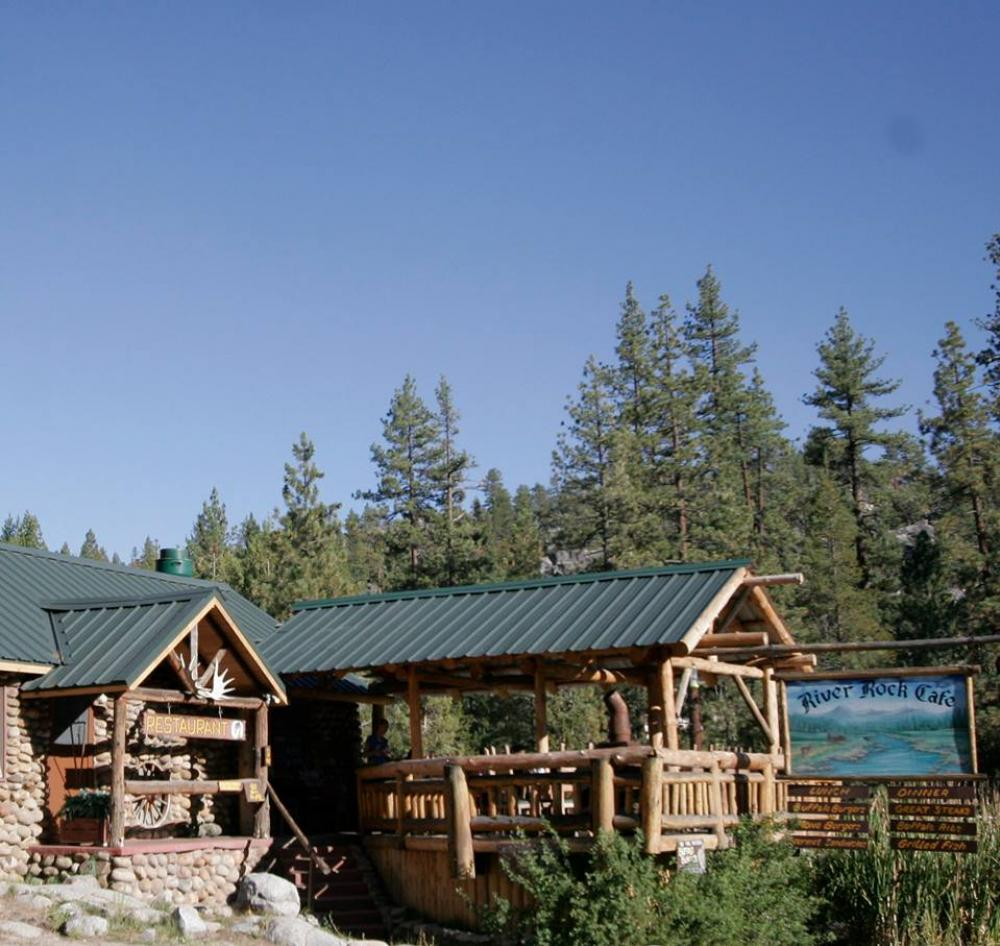 Mono Hot Springs Resort
