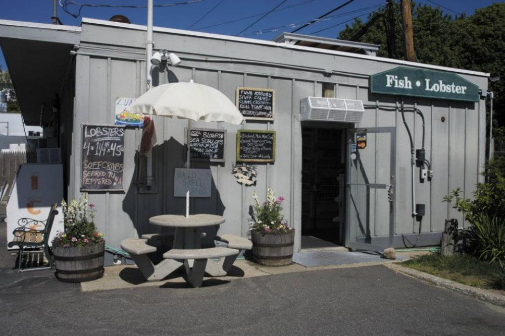 Clamman Seafood Market